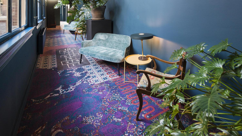 montaż wykładzin dywanowych bost